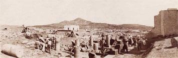 Δήλος Αρχαιολογικές Ανασκαφές