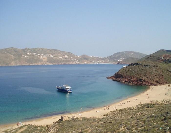 Agios-Sostis-Mykono